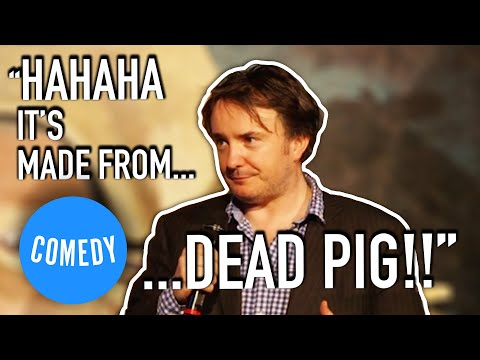 Dylan Moran On German Humour  | Off The Hook (BONUS LIVE SHOW) | Universal Comedy