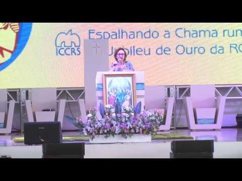 XVI Congresso Arquidiocesano | 5ª Pregação: Maria Beatriz Spier Vagas