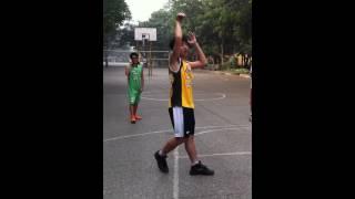 [NEU Basketball] Hot boy Phan Kim Dương  =)))