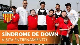 Día Mundial del Síndrome de Down | Valencia CF