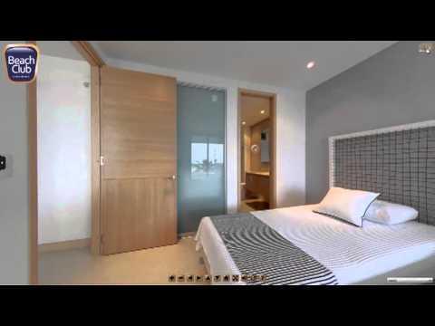 Apartamento en Cartagena - Recorrido 360° Apartamento en Condominio Beach Club Cartagenaroo