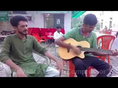 Tere Ishq Nachaya Sufi Song - Shah Fahad Mukhtar - Talent Of UET