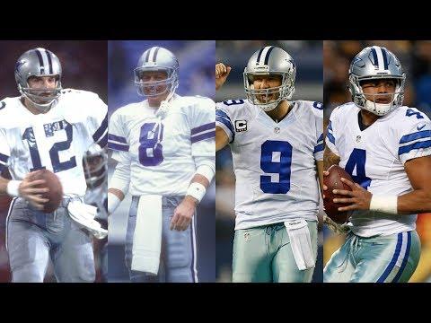10 NFL Teams That Have  ALWAYS Had A Good Quarterback