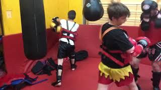 Тайский бокс для ДЕТЕЙ в БУЛАТ (РОССИЯ)
