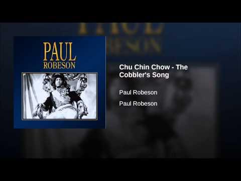 Chu Chin Chow - The Cobbler