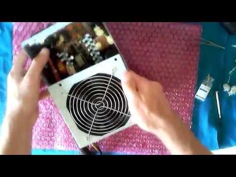 ✦✦✦ Как правильно почистить и смазать компьютерный блок питания ✦✦✦