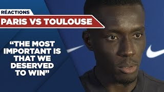 POST MATCH INTERVIEW : PARIS SAINT-GERMAIN vs TOULOUSE