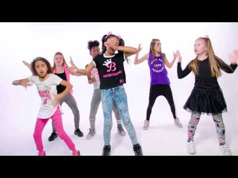 "Brooklyn Queen ""KeKe Taught Me"" [Dance Instructional Video]"