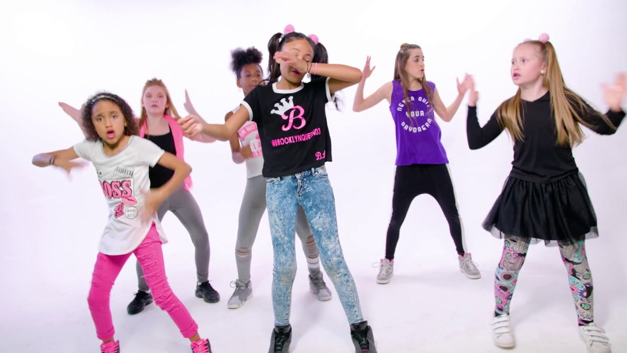 Download Brooklyn Queen - KeKe Taught Me [Dance Instructional Video]