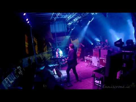 Hothouse Flowers Live On Air Music Festival Enniscrone