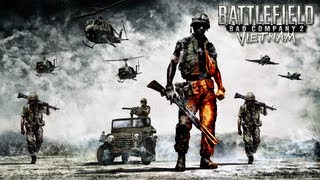 Battlefield Bad Company 2 - Vietnam Gameplay #2 (PC) (HD)