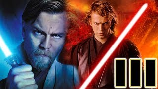 How Obi-Wan Was ORIGINALLY Supposed to Defeat ANAKIN (NO HIGH GROUND) - Star Wars Explained