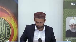 Khilafat Day Belgium 2020