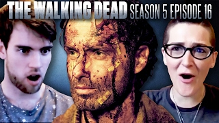 The Walking Dead: Season 5 Finale