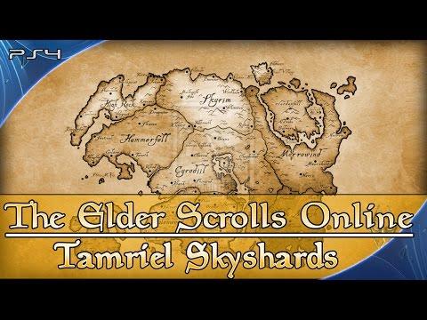 The Elder Scrolls Online Orsinium Skyshard location