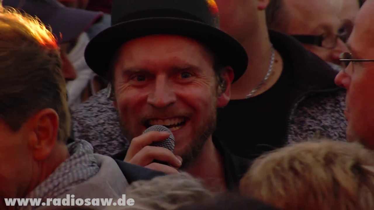 Lichtzauberfest Mit Johannes Oerding