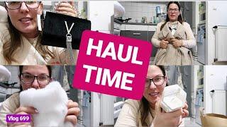 ♡ HAUL TIME - Valentino, Zara, Primark, dm, P&C l Vlog 699