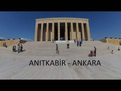 Anıtkabir, Ankara - TURKEY #timelapse | 4K