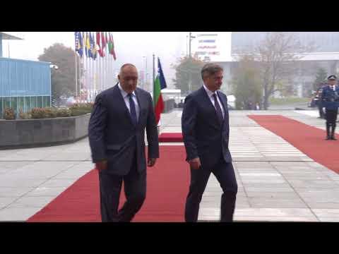 Бойко Борисов на официално посещение в Босна и Херцеговина