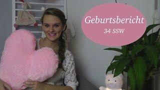 Mein Geburtsbericht - Frühgeburt 34+0. SSW - spontane Geburt   Dressedlikepinguu
