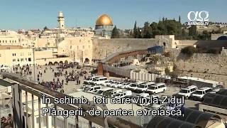 Tensiunile israelienilor cu palestinienii cu privire la Muntele Templului