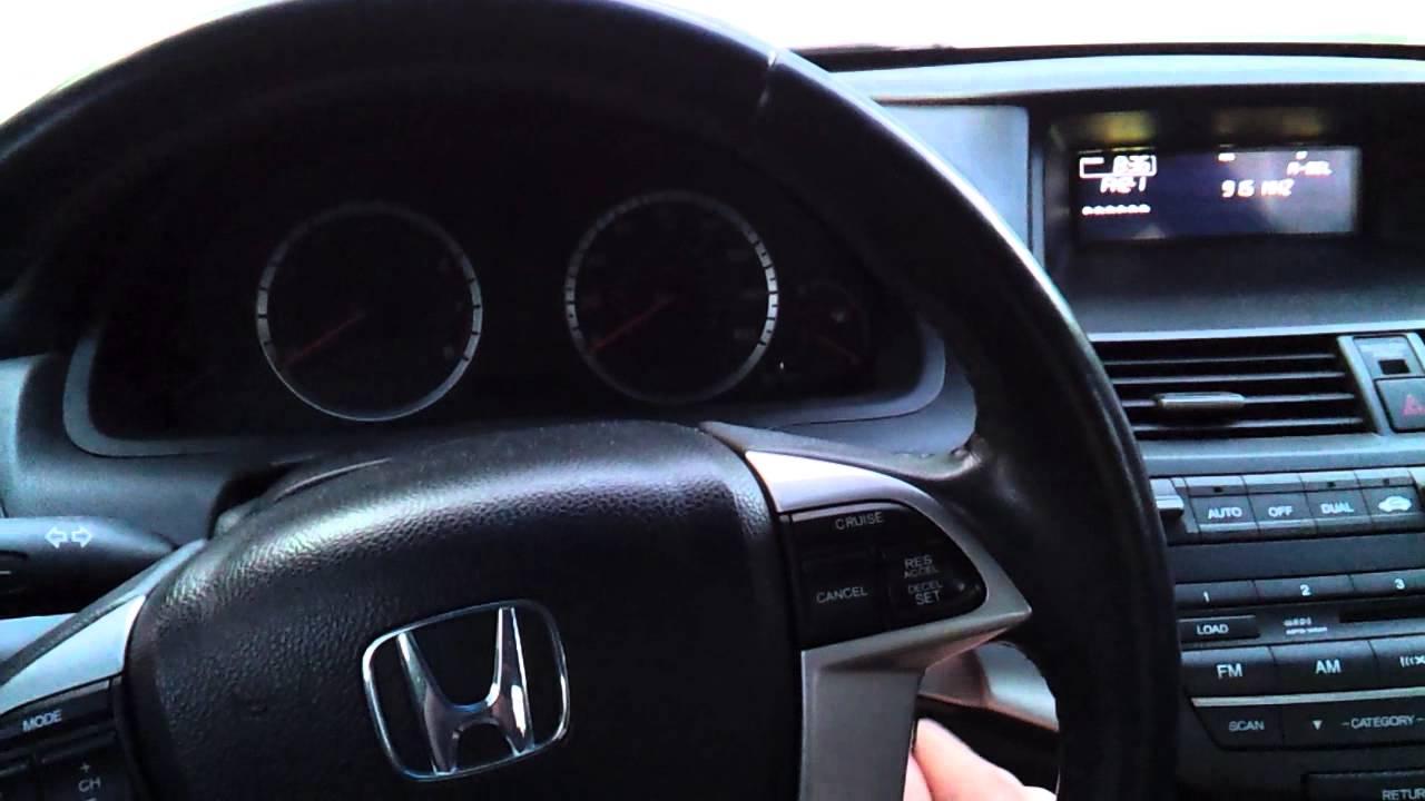 2008 Honda Accord EX L 2.4L