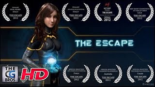 "CGI Animated Short HD: ""The Escape"" by Enspire Studio"