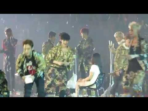 140601 EXO - Sorry Sorry + Dream Girl + Ring Ding Dong + Genie + Gee