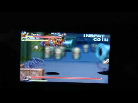 ALIEN™ VS PREDATOR™ Arcade Game on a SONY PSP SLIM