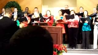 "Hope Bible Church Christmas Choir ""He Is the Light of the World"""