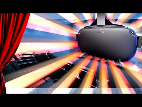 Best THEATER Apps For The Oculus Quest