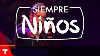 """David Bisbal canta su nuevo éxito """"Antes Que No"""" en Siempre Niños (VIDEO)"""