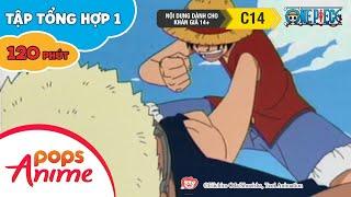 Đảo Hải Tặc Tập Tổng Hợp 1 - Luffy Và Băng Hải Tặc Mũ Rơm - Phim Hoạt Hình One Piece