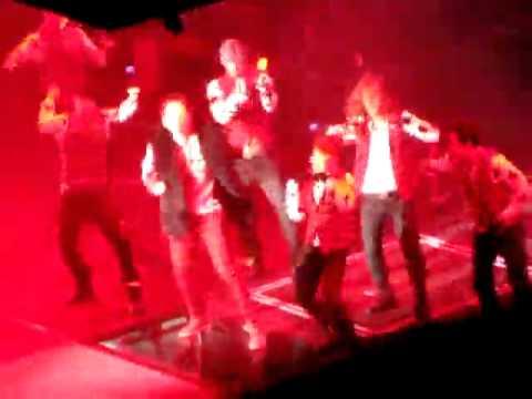 [Rain (Bi) Fancam] 110326 'The Best' in Beijing Concert_By Thincia_Hip Song