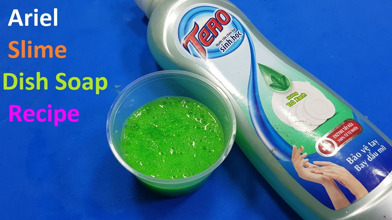 Ariel slime dish soap how to make slime with dish soap and ariel ariel slime dish soap how to make slime with dish soap and ariel ccuart Image collections