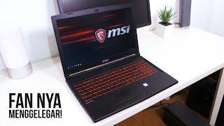 Nyobain Laptop Gaming 16 JUTA! MSI GL63 8RD