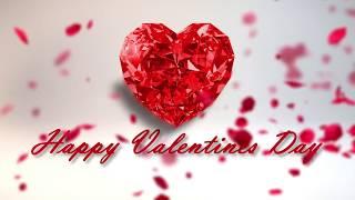 download valentine video for whatsapp 2020   Valentine love greeting status   happy valentine's day
