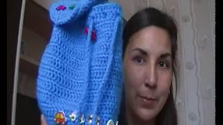 Май - месяц вязания для детей!!!!! Что связала в мае! Носочный проект!!!!
