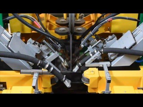 H-Beam Welding Line Model LBL2000