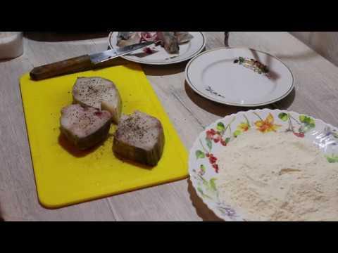 Мясо трески в мультиварке
