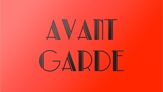 Avant-Garde Sessions (March 2014)