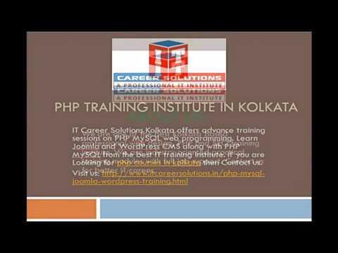 Web design   PHP training institute in kolkata - IT Career Solutions