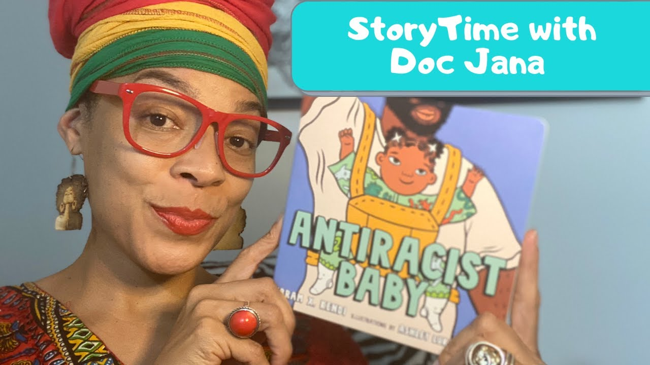 Books Worth Reading: Anti-Racist Baby
