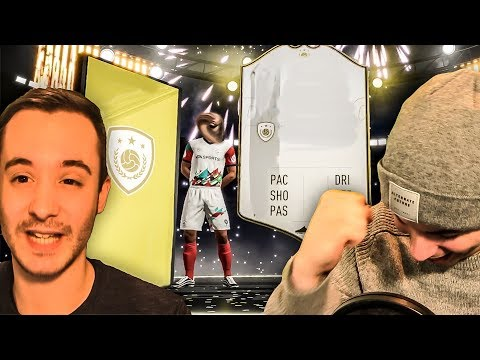 I GOT A NEW ICON IN MY TEAM DOING AN ICON SBC!!! - FIFA 19 ULTIMATE TEAM PACK OPENING