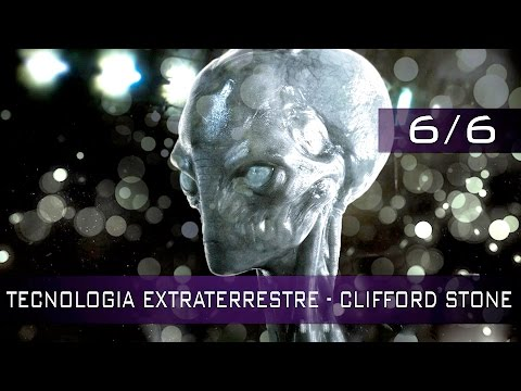 TECNOLOGIA EXTRATERRESTRE - CLIFFORD STONE – Corey Goode
