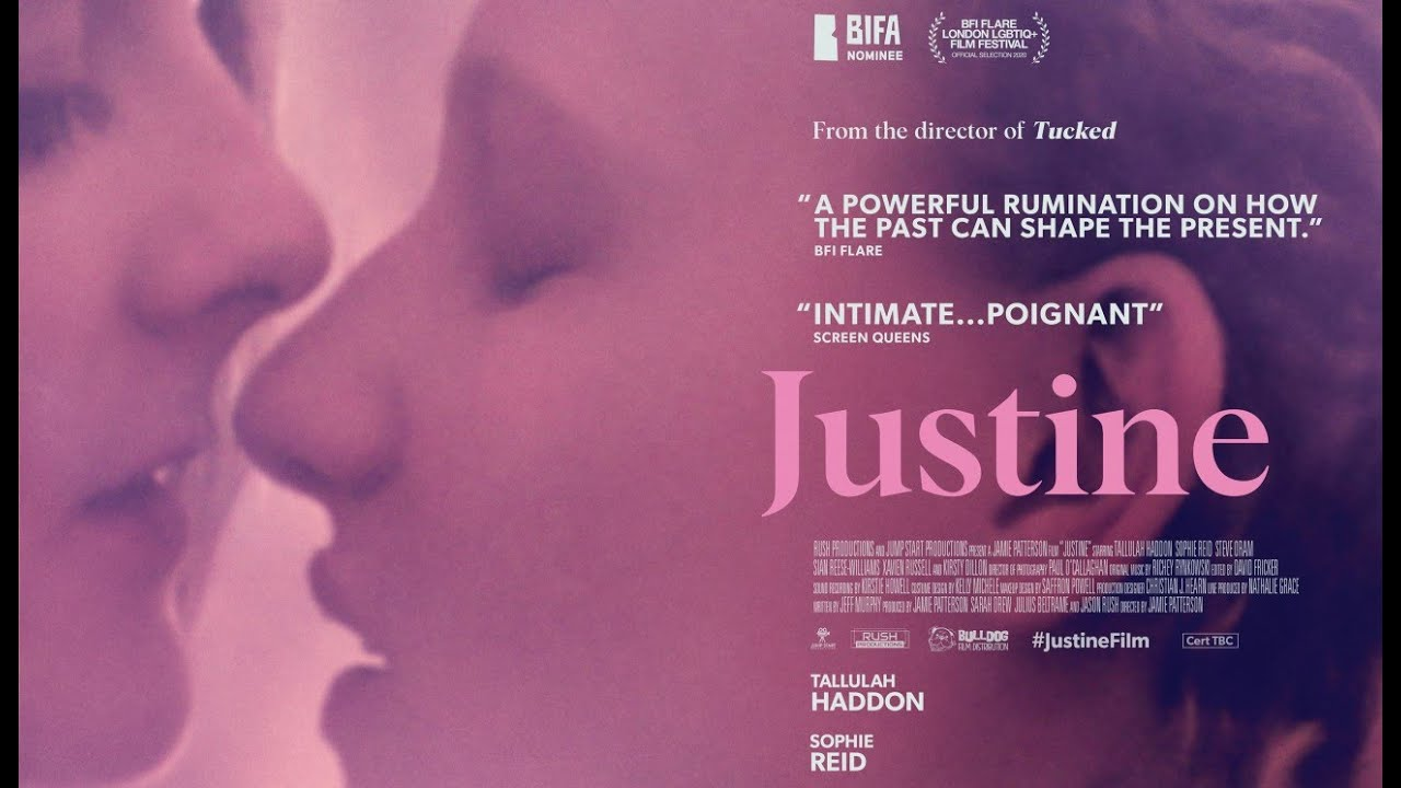 Movie of the Day: Justine (2020) by     Jamie Patterson