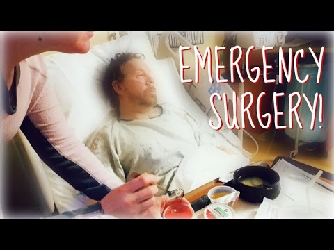 EMERGENCY SURGERY! | 02.28 to 03.05.16 {weekly vlog}