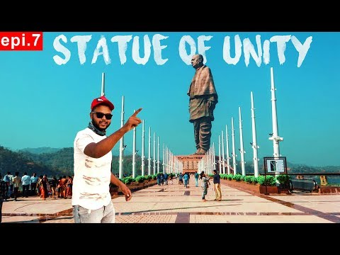 Statue Of Unity: Tallest Statue In The World | Complete Guided Tour | EPI.7