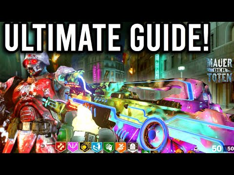 Cold War Zombies: Mauer Der Toten ULTIMATE GUIDE! EVERYTHING YOU NEED TO KNOW
