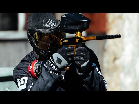 HOW TO WIN A PAINTBALL GAME | Project Upgrade by Bear Degidio